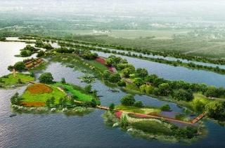 东莞市沙田农业园总体规划及控制性详细规划