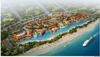 广西钦州国际海鲜城一期