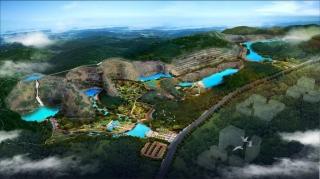 大岭山国家矿山公园规划设计