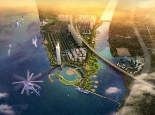 东莞市穗丰年水道水乡特色发展示范区