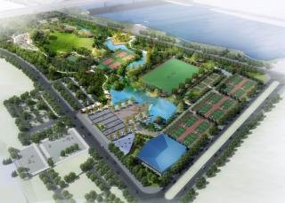 沙田体育公园工程设计