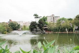 广西钦州中山公园