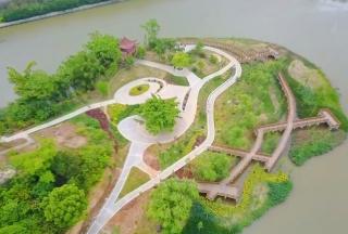 广西灵山双鹤公园