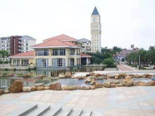 金椅豪苑香堤景观绿化工程