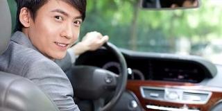 作业车司机