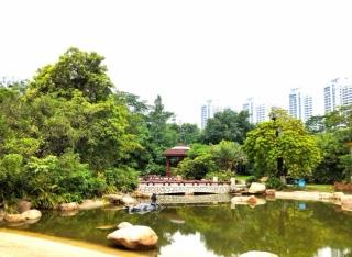 莞翠邨公园景观提升工程